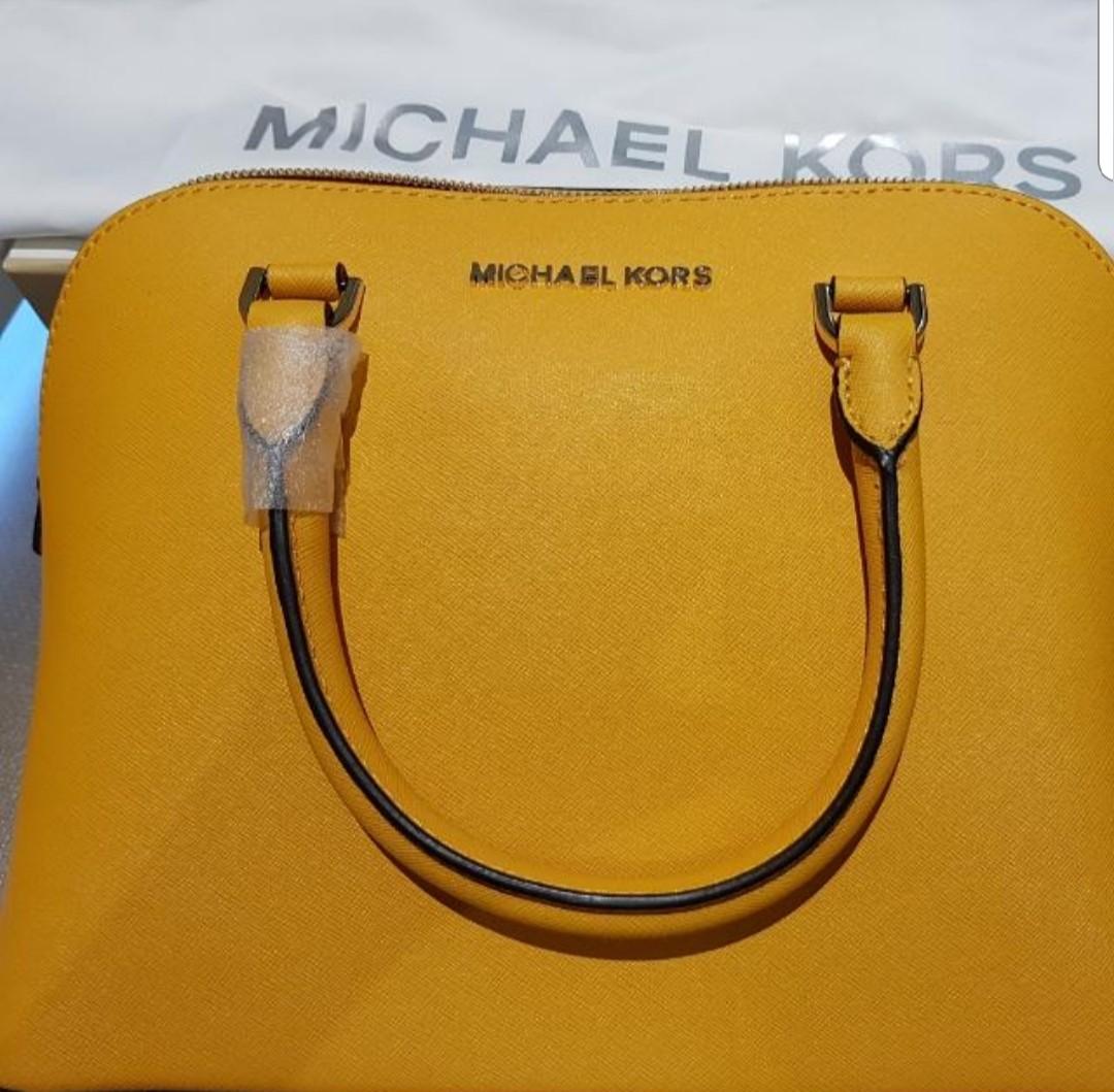9498cd2556f5 MK Bag - Cindy (M) Dome, Luxury, Bags & Wallets, Handbags on Carousell