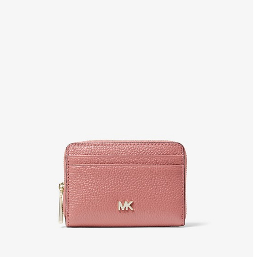 522a77e55ea5 Michael Kors Small Pebbled Leather Wallet, Women's Fashion, Bags ...