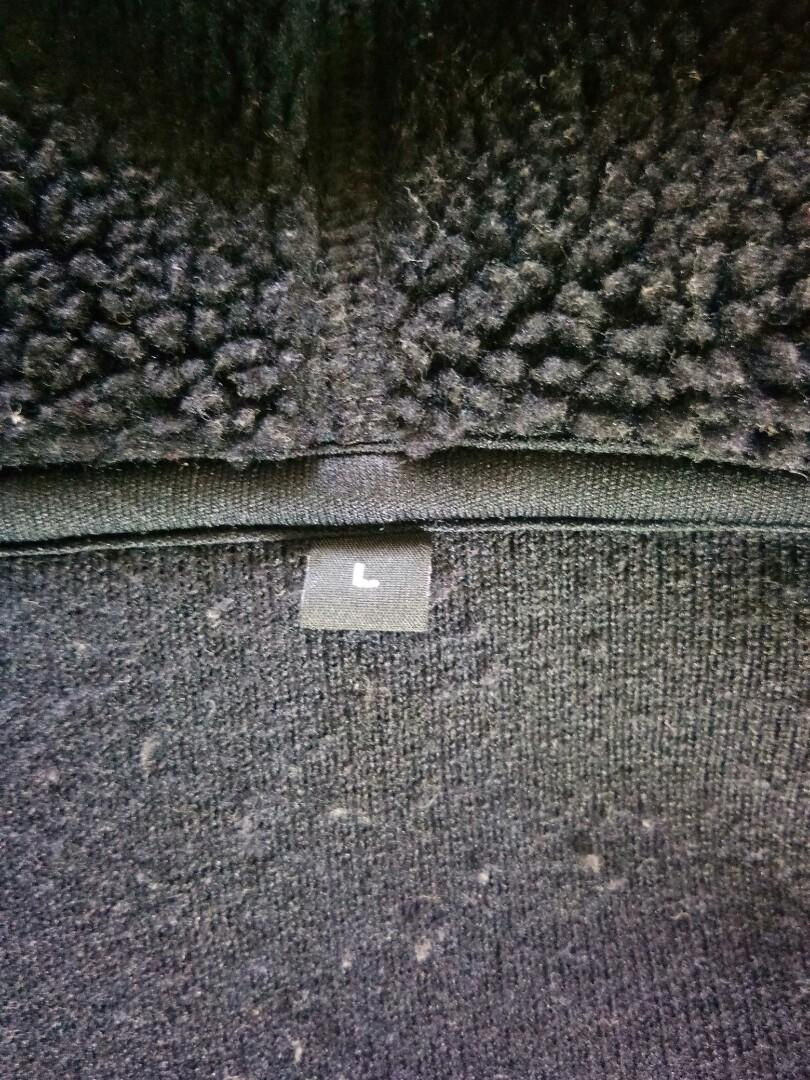 MUJI hoodie sweater wool japan