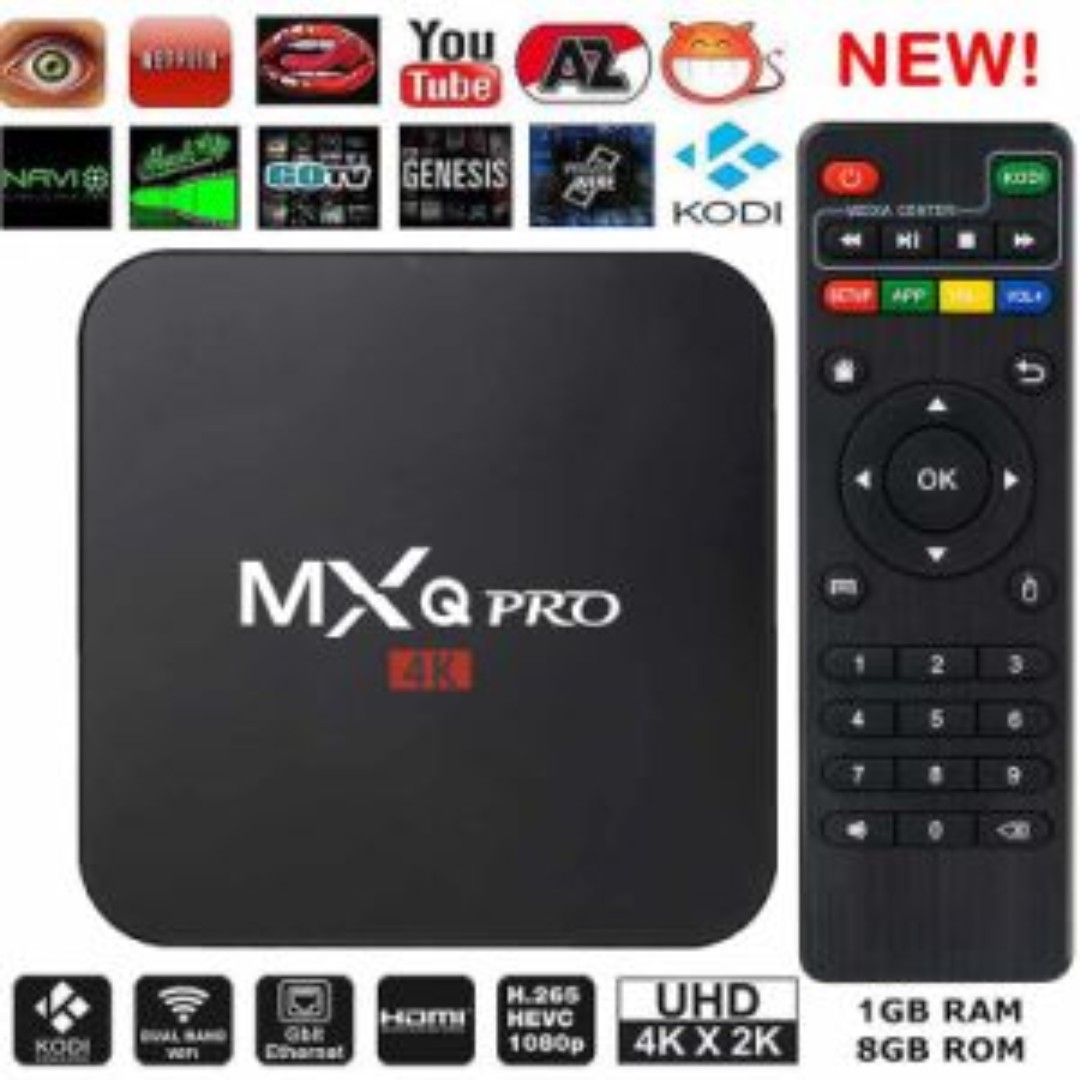 Mxq pro+ tv box firmware download android nougat 7 1 2 | How to