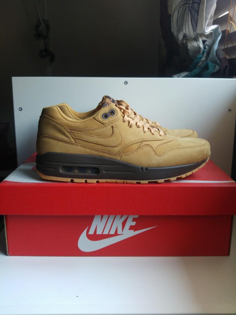 """detailed look b7498 73bf0 Nike Air Max 1 QS """"Flax"""" (Women 7.5us 5uk) (Men 6.5us 6uk), Men s ..."""
