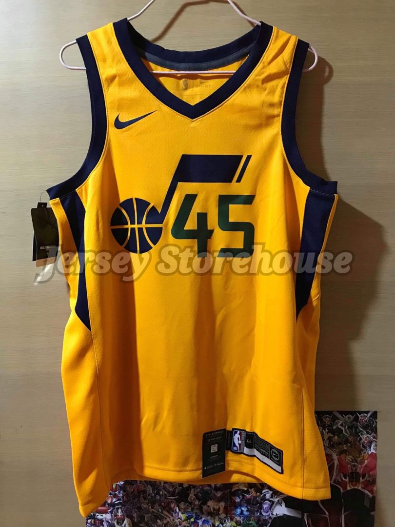 more photos d0f8f 2271f Nike NBA Donovan Mitchell Utah Jazz Statement Edition Swingman Jersey