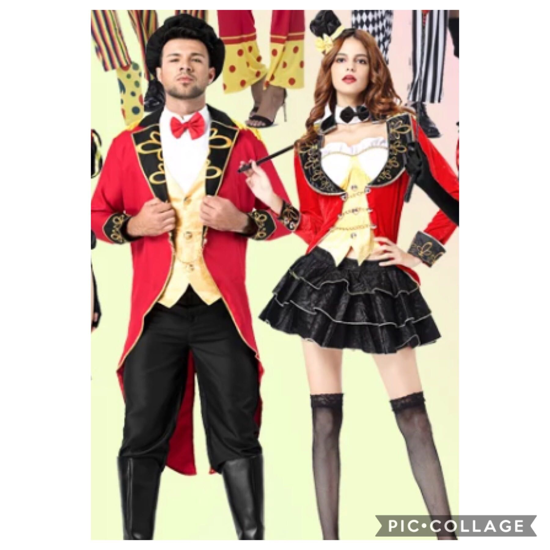 Ringmaster Costume The Greatest Showman Costume Circus Mens