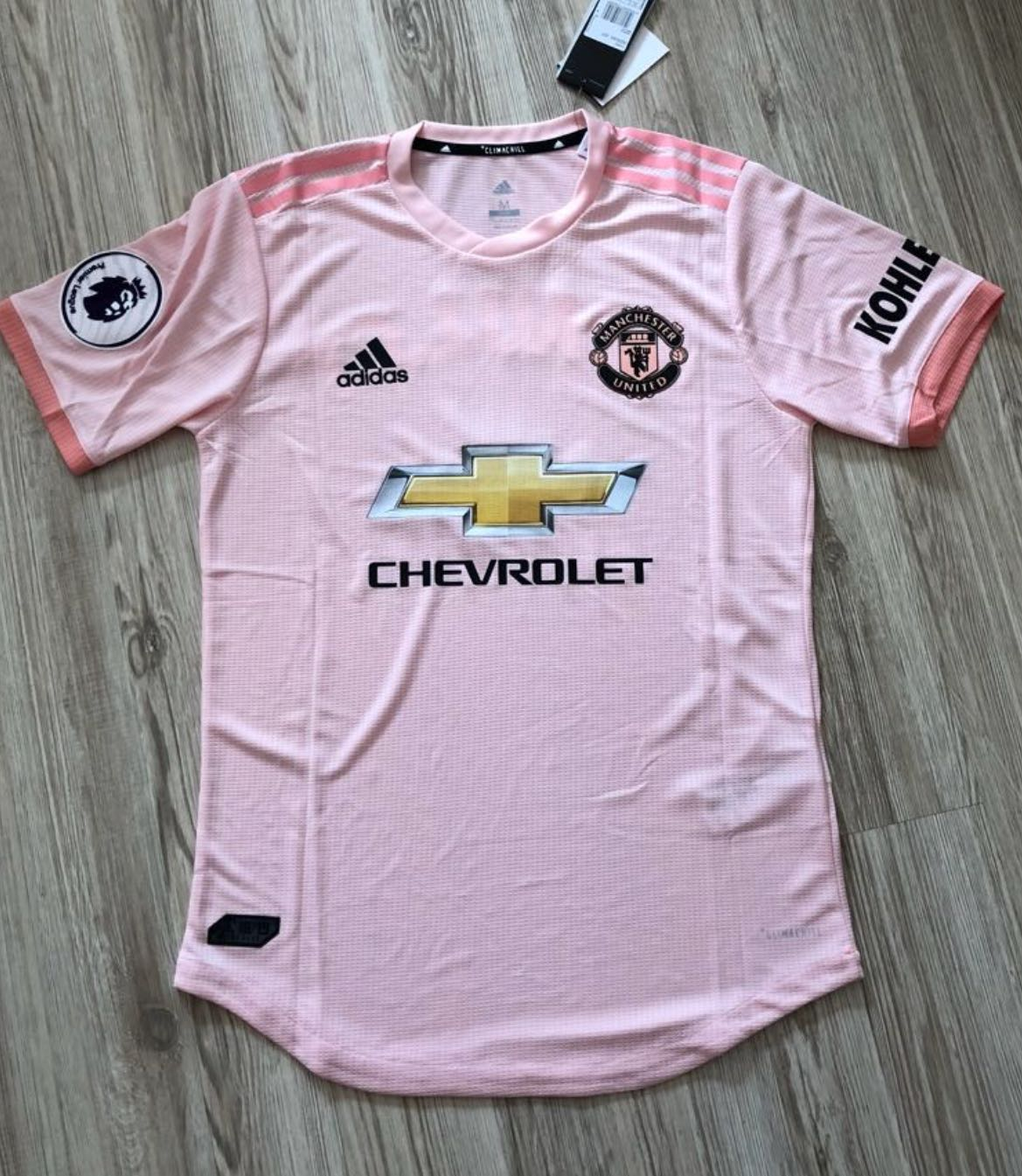 78a683de388 ❗️SALE❗ Manchester United 18 19 away kit Manchester United away ...