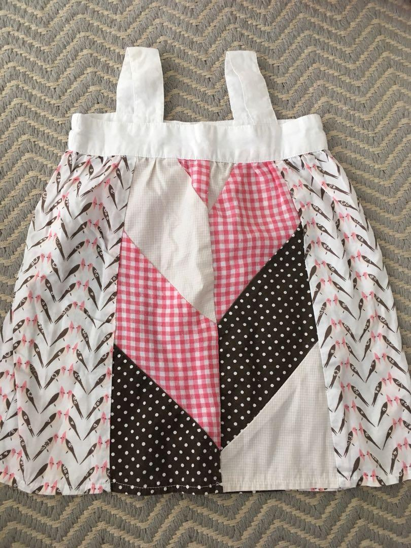 Seed Baby Dress or Top 3-6mths