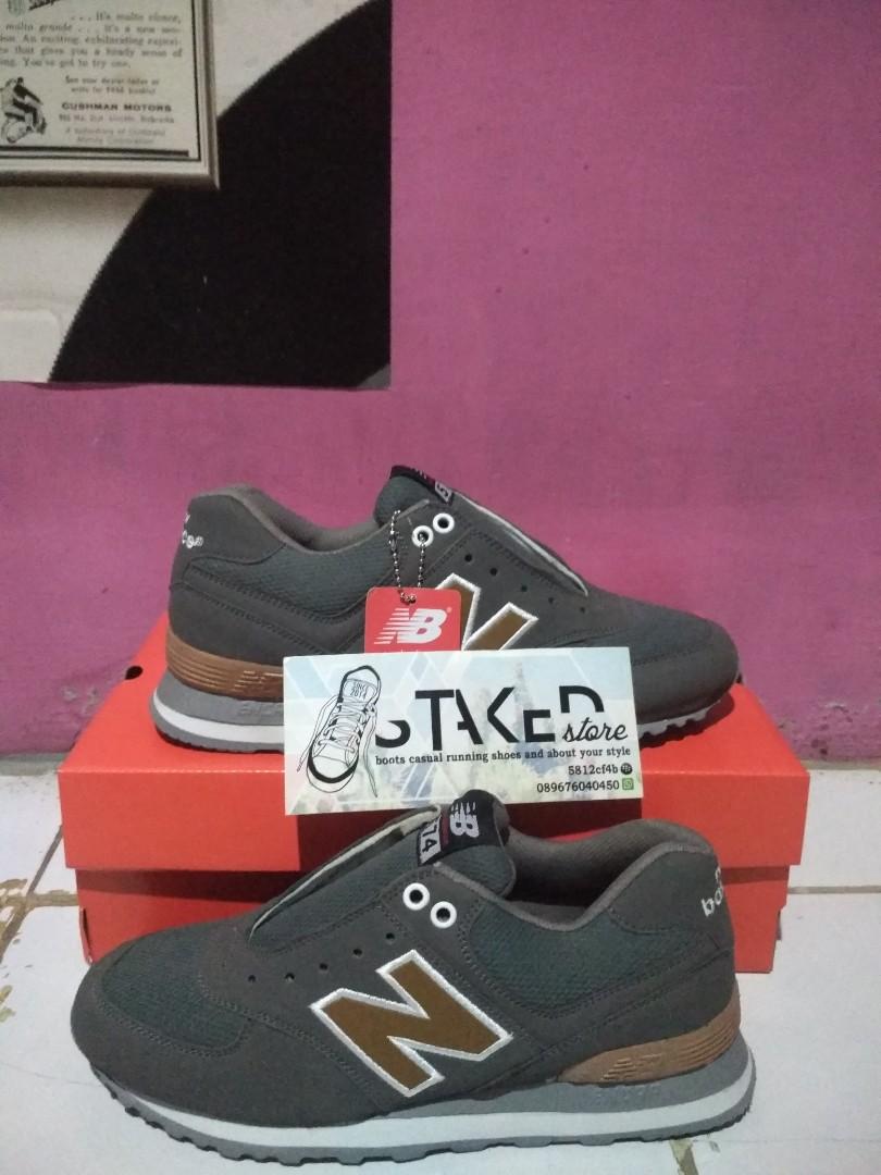 Sepatu New Balance (Grade Ori) 75db8ce459