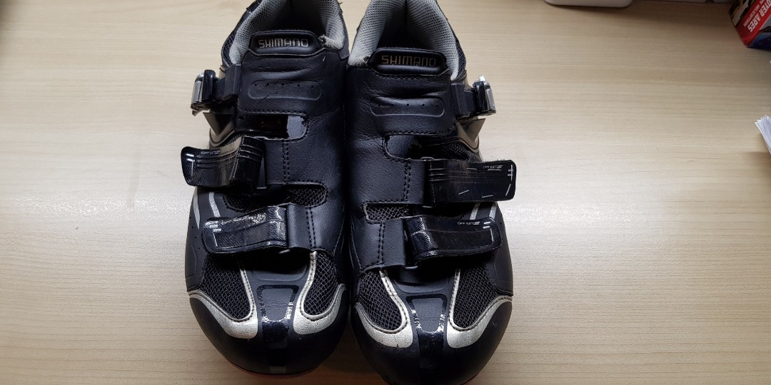 ccf2c4e6d Shimano Road shoes with cleats