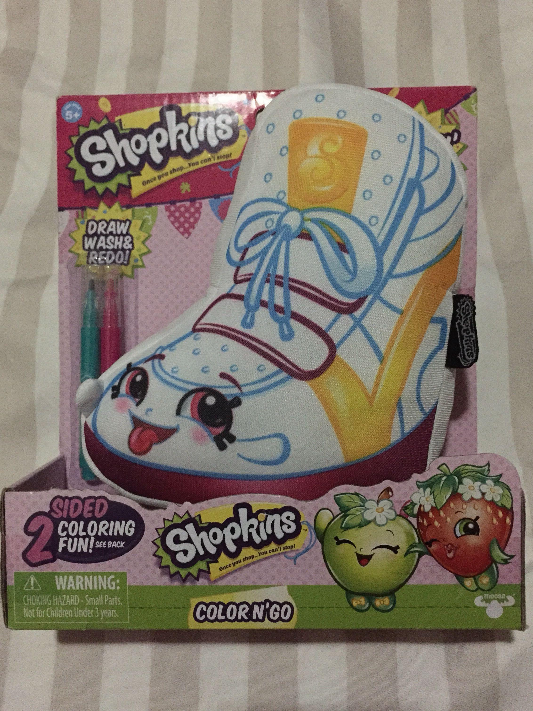 Shopkins Plush Color N Go On Carousell