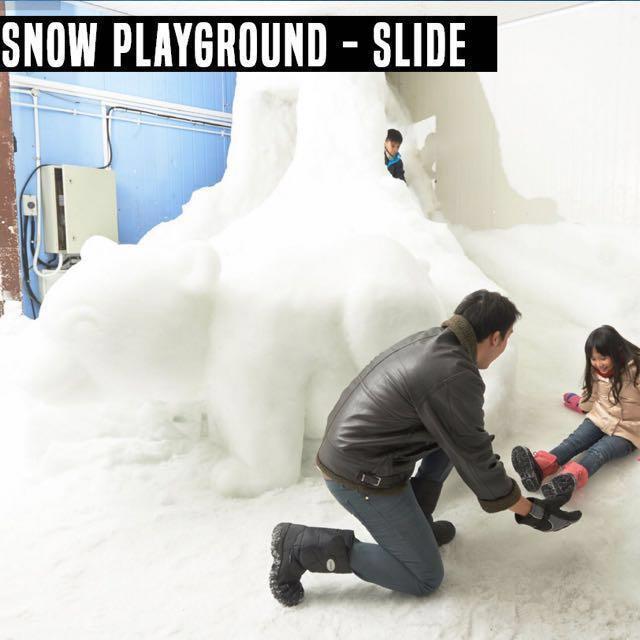 SNOW CITY SINGAPORE ADMISSION TICKET (1 HOUR & 2 HOURS