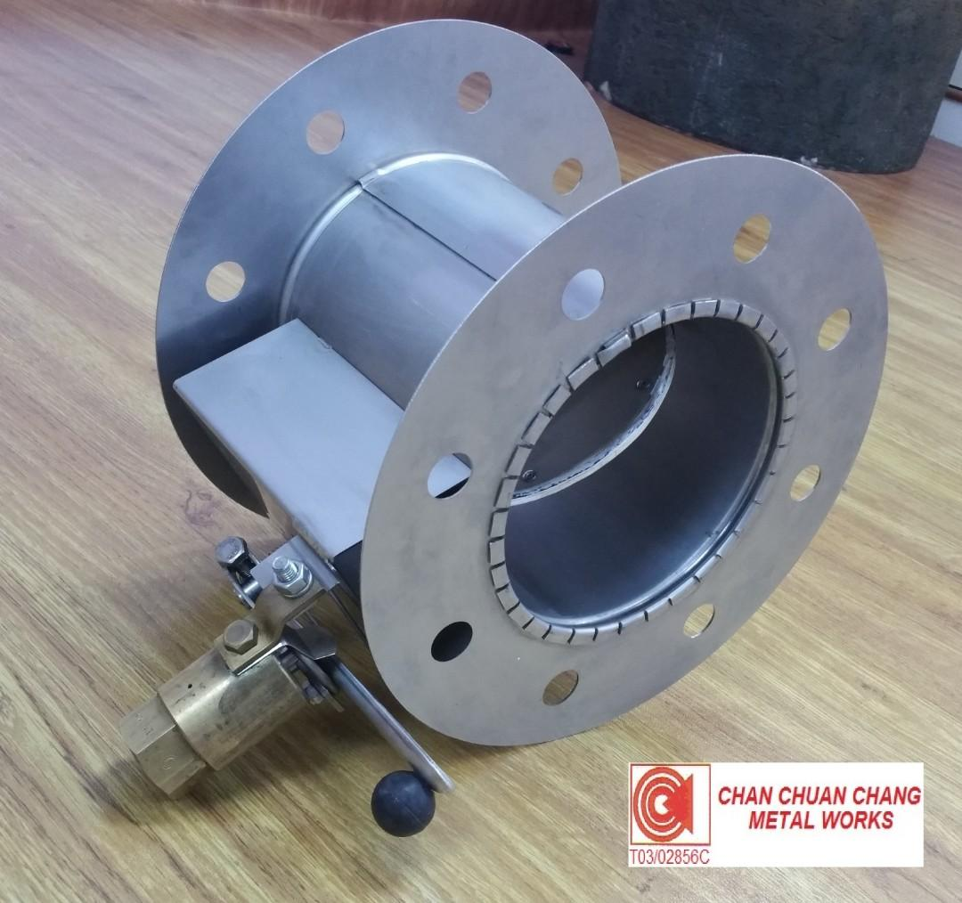 Special customized volume control damper for ACMV & HVAC (Ducting / Shiprepair / Aircon)