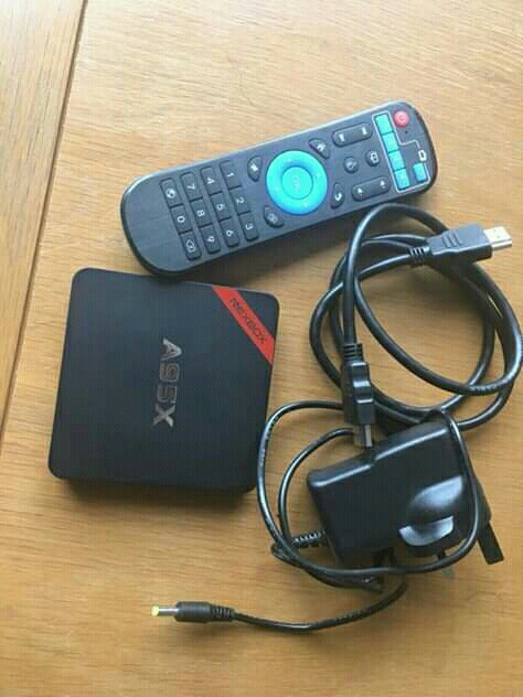 Swap/sell my NEXBOX A95X Android TV Box