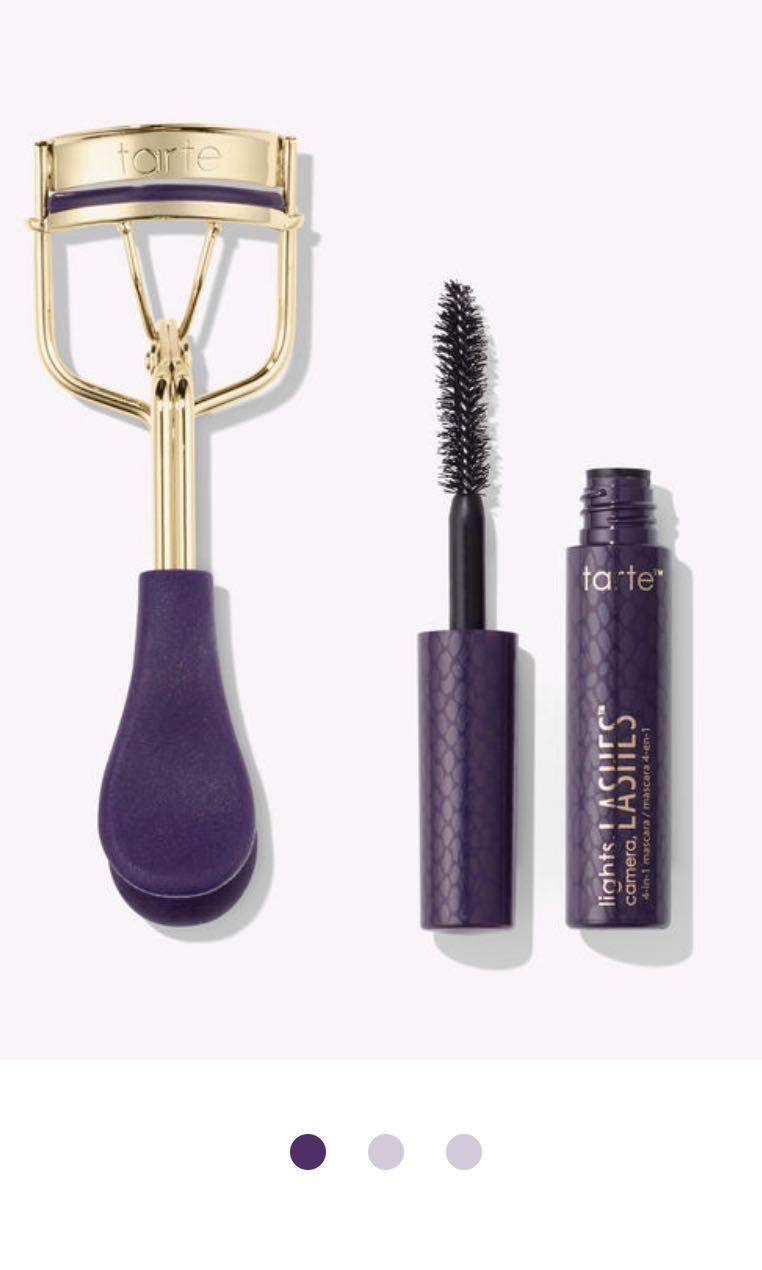 Tarte Eyelash Curler And Mascara Health Beauty Makeup On Carousell