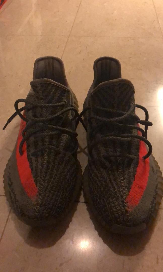 sports shoes 7fa24 5d841 US11 Yeezy boost 350 v2 beluga