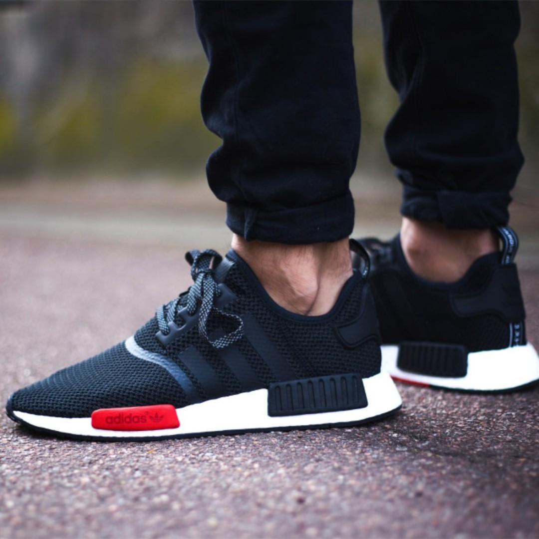 coupon codes foot locker x adidas nmd r1 sesame exclusive release ... 779c801fb4f0