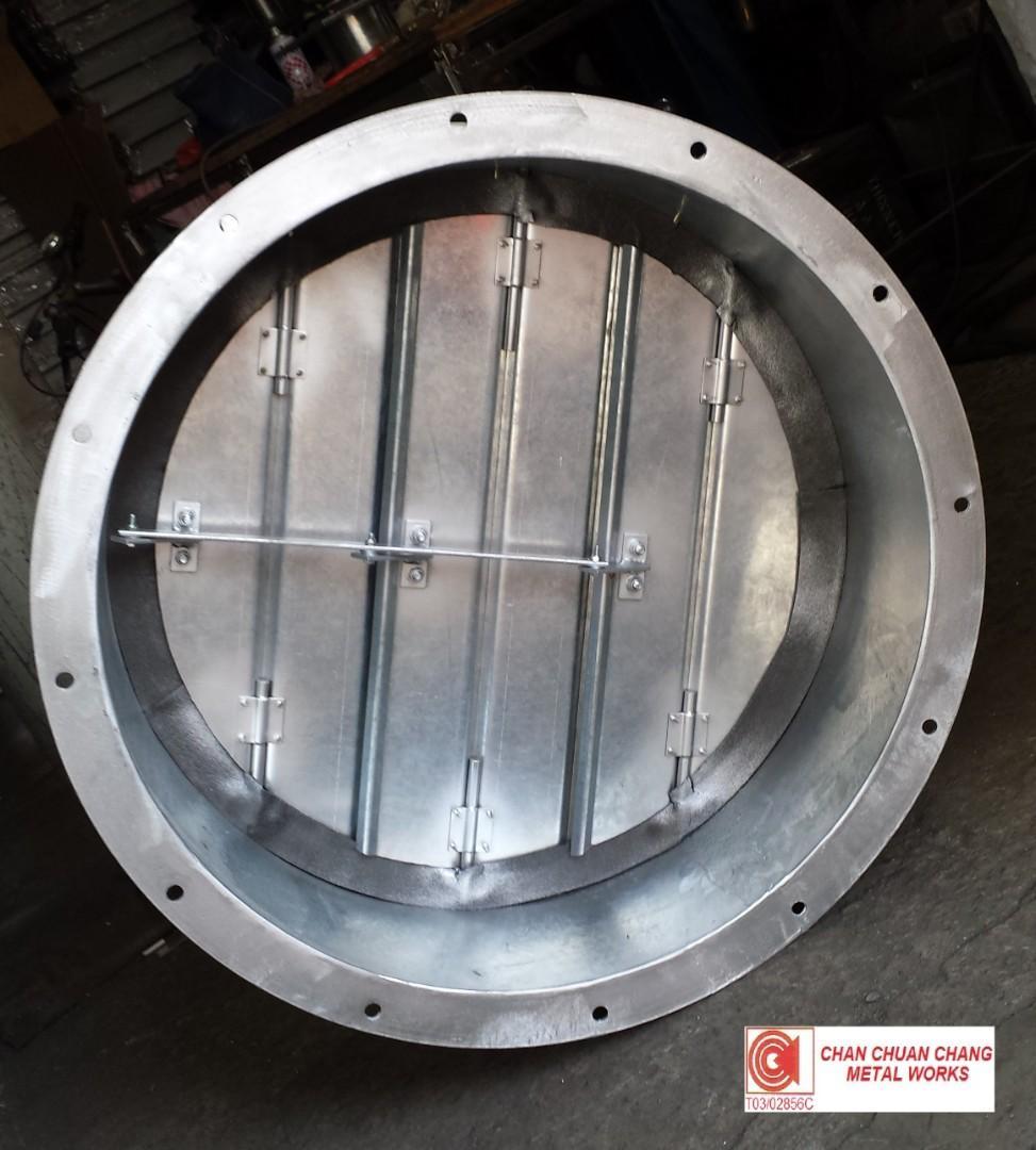 Volume Control Damper for ACMV & HVAC (Ducting / Shiprepair / Aircon)