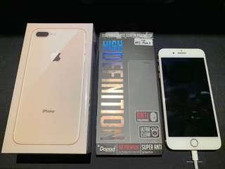 Apple 蘋果 iPhone 8 Plus 64G 金Gold