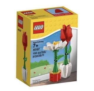 Lego 40187 - Flower Display
