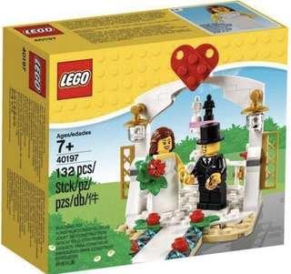 Lego 40197 - Wedding Favor Set 2018