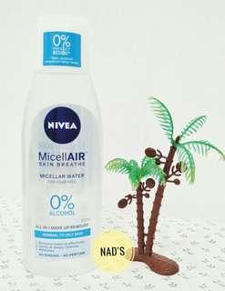 NIVEA Micellair Micellar Water