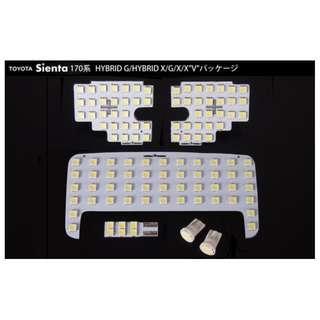 豐田 TOYOTA SIENTA 170系 專用 LED 房燈 LED ROOM LAMP NCP175 NHP170 NSP170