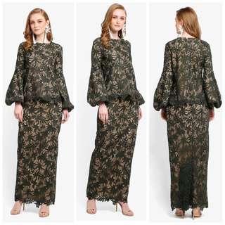 NEW Lubna Modern Baju Kurung