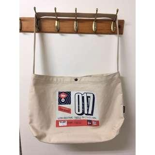 🚚 Filter017 帆布側背包