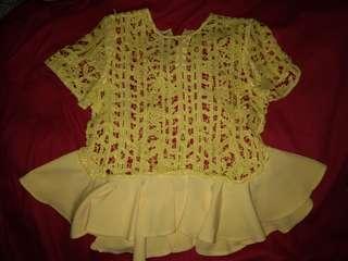 Baju Pesta / Baju Atasan