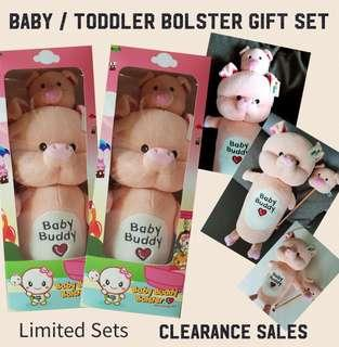 🚚 Kids Bolster Gift Set