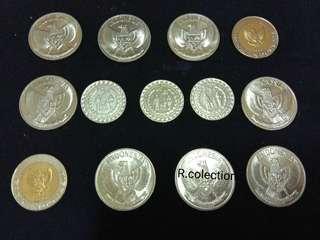 Koin indonesia mahar 2019 rupiah