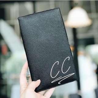 CUSTOM BOOKHOLDER cardholder