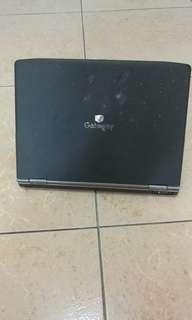 二手ACER GATEWAY MT6452筆記型電腦雙核15吋AMD