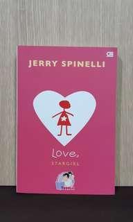 Love, Stargirl by Jerry Spinelli - Novel Terjemahan