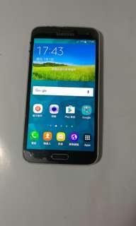 二手Samsung Galaxy S5 G900I 白 16G  LTE