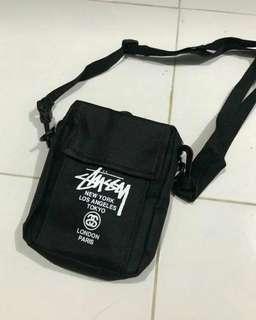 Stussy sling mini bag