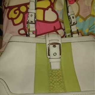 100%Real & New Coach handbag