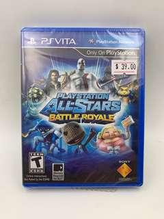 PA VITA All Stars Battle Royale