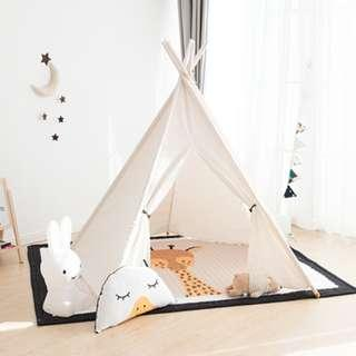Rent a 5-leg White Indoor Play Tent - For Rental Only