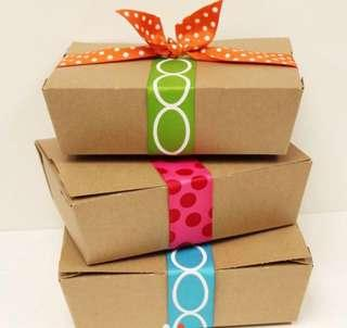 Lunch paper box