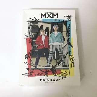 {READYSTOCK-SEALED}  MXM MATCH UP