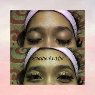 Eyelash Extension All Type Promo Only 125k😍
