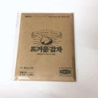 {READYSTOCK-SEALED} N.FLYING THE HOTTEST