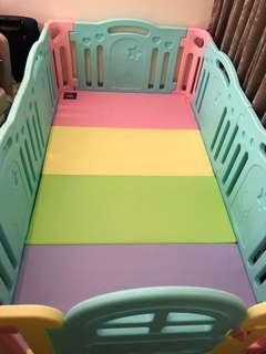 兒童遊戲圍欄ifam