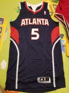 Atlanta Hawks Josh Smith Authentic jersey Adidas 鷹王