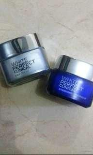 Loreal White Perfect Clinical Day & Night Cream