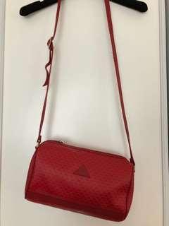 Liz Claborne Vintage Red Bag