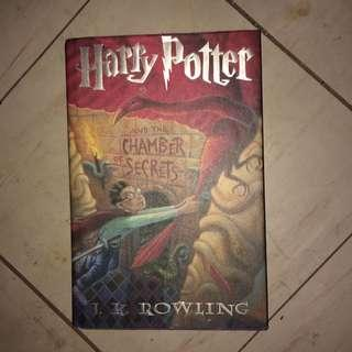 Harry Potter and the Chamber of Secrets — HARD BOUND