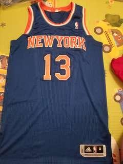 Adidas Authentic Rev30 New York Knicks Joakim Noah Jersey