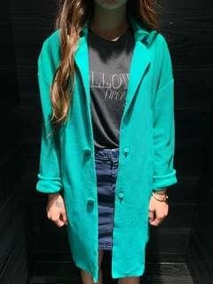 Sly 綠色外套 (A)