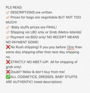PLS READ BEFORE BUYING!
