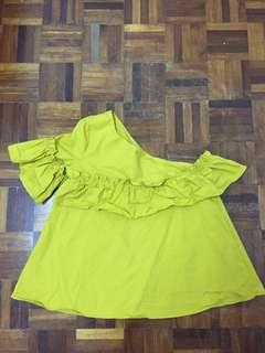 Off Shoulder Top (included pos)
